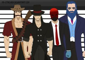RWBY OCs: Even the Bad guys need backup by Mr-Stricken