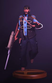 [SFM-TROPHY] Pilot Costello by HerrdoktorHans