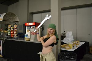 Winry by InATelephoneBox