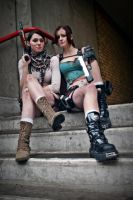 Tomb Raider: Uncharted by Athora-x