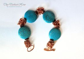 Copper and Turquoise by Thy-Darkest-Hour