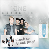 One Direction PNG Pack (11) by Nialllovee