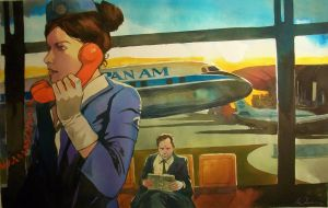 Pan Am by VincentPompetti