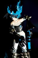 The Beast BLACK ROCK SHOOTER by Nendotan