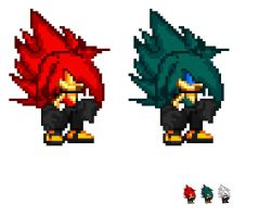 Furious the Fusion by sonicultimatesprite