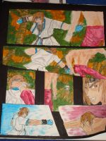 DOA Hayate Comic Part 5 Paint by FFSquall