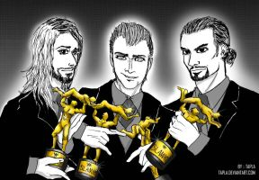 Slammy Awards by Tapla