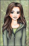 Bella Swan by ScribbledStars
