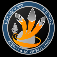 USS Discovery - Patch by GregHouse1990