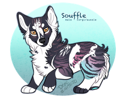 SOUFFLE, AUCTION! (SOLD) by spitz