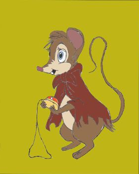 Mrs. Brisby/Frisby from Secrets of Nimh by SpicyTaco1