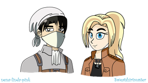 Levi And Rosalie by nena-linda-pink