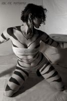 Tiger Play - EAP 3 by ElykAerPhotography