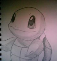 Squirtle by XSlappyTheDummyX