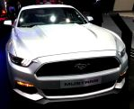 New Mustang Coupe in Silver by toyonda