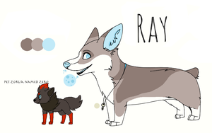 Ray's Ref by Bloo-Mutt