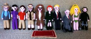 Li'l Lebowski Set of 10 by smapte