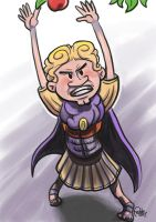 Daily Sketches Alexander the Great by fedde