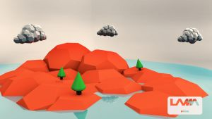C4D Quiet Island (HD Version) by BlingBlingBuddha