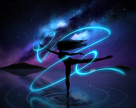Dancing with the stars by Dekanh