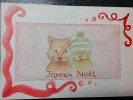 Christmas card 3 by Saphirylis