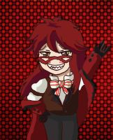 grell sutcliff chibi by NitroRed