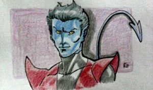 Nightcrawler by BearMamba