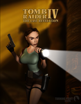 Turning Point Web - TR4 Cover Poster by FearEffectInferno