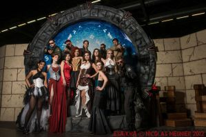 Corsets and Stargate by Esaikha