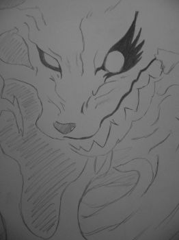 The NineTails by MidnightBlue97