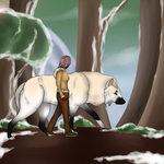 A stroll through the woods (Comm) by Horseste