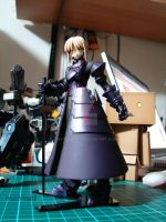 HD experiments 07 - Saber Alt. by coffeebugg