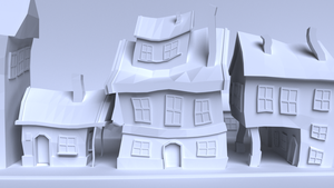 Street - Low poly by anul147