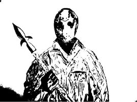 Jason Voorhees by chainsawblues