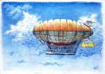 An old Airship by nesfecius