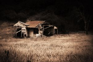 Old House One by adrenaline-rest