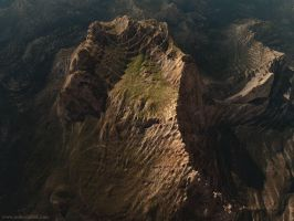 jaw mountain by joshushund
