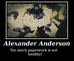 Alexander Anderson by Malwinra
