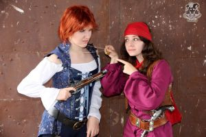Pirate Ladies 3 by MiracoliCosplay