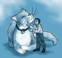 Tiny Furry Friends by ErinPtah