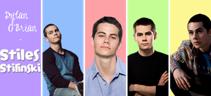 Teen Wolf Cast - Stiles Stilinski by Weronika315