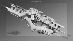 Nebule concept 04 rear view by Iggy-design