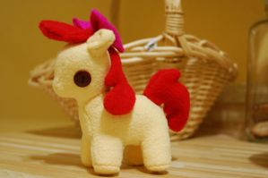 My little pony- Applebloom- for sale by Kazeki-chan