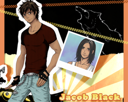 Jacob Wallpaper 1280x1024 by Clo-sama