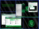 Tiberium Aero Theme for Vista by UkIntel