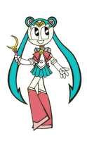 Sailor Jenny by amiwakawaiidesu