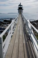 Marshall Point Lighthouse 43 by FairieGoodMother
