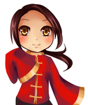 Chibi Yao by HollowMyst