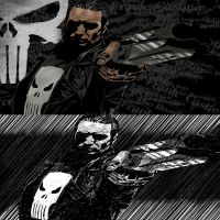 The Punisher: What One? by JimG182
