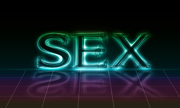 Neon Sex by Akatung